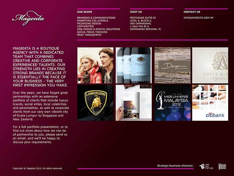 Magenta Brand Communications
